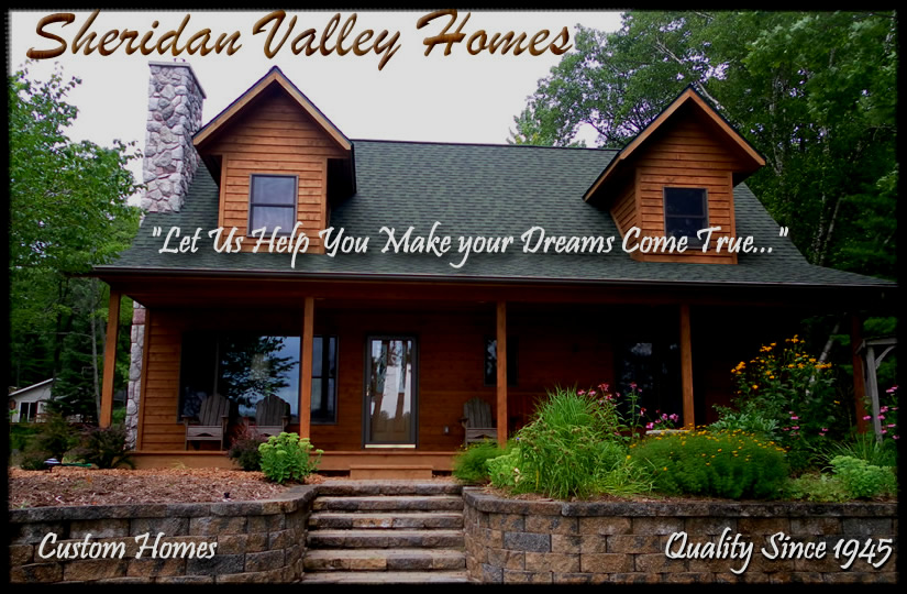 Welcome to Sheridan Valley Homes